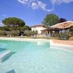 Ferienhaus Toskana TOH601 - Schwimmanlage mit Liegemöglichkeiten