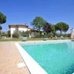 Ferienhaus Toskana TOH601 - Schwimmbecken mit Liegen
