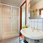 Ferienhaus Toskana TOH601 - Bad mit großer Dusche