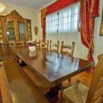 Ferienhaus Toskana TOH601 - großer Esstisch