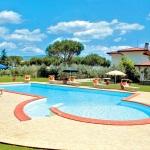 Ferienhaus Toskana TOH601 - großer Poolbereich