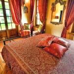 Ferienhaus Toskana TOH601 - helles Schlafzimmer für zwei Personen