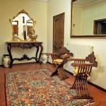 Ferienhaus Toskana TOH601 - römische Sitzgelegenheiten