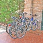 Ferienhaus Toskana TOH615 Fahrräder