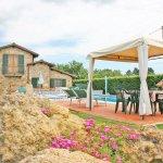 Ferienhaus Toskana TOH615 Garten