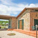 Ferienhaus Toskana TOH615 Hof zwischen Häusern