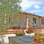 Ferienhaus Toskana TOH615 Parkmöglichkeiten am Haus