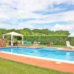 Ferienhaus Toskana TOH615 Pool i, Garten
