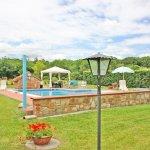 Ferienhaus Toskana TOH615 Pool im Garten