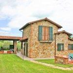 Ferienhaus Toskana TOH615 Rasenfläche im Garten