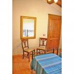 Ferienhaus Toskana TOH615 Schlafzimmer mit 2 Betten