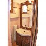 Ferienhaus Toskana TOH615 Waschtisch im Bad