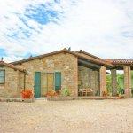 Ferienhaus Toskana TOH615 Zufahrt zum Haus