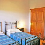 Ferienhaus Toskana TOH615 Zweibettzimmer