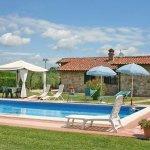 Ferienhaus Toskana TOH615 mit Pool im Garten