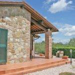 Ferienhaus Toskana TOH615 mit gemauertem Grill