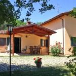 Ferienhaus Toskana TOH725 - überdachte Terrasse