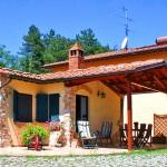 Ferienhaus Toskana TOH725 - Auffahrt