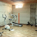 Ferienhaus Toskana TOH725 - Fitnessraum