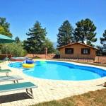 Ferienhaus Toskana TOH725 - Sonnenliegen am Pool