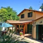 Ferienhaus Toskana TOH725 - Terrasse