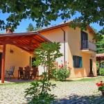 Ferienhaus Toskana TOH725 - Terrasse mit Sitzgelegenheiten