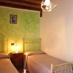 Ferienhaus Toskana TOH725 - Zweibettzimmer