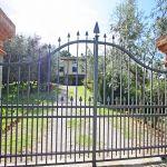 Ferienhaus Toskana TOH730 Einfahrtstor