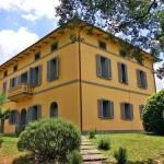Ferienhaus Toskana TOH735 - Blick auf das Haus