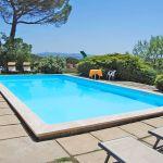 Ferienhaus Toskana TOH735 Liegen am Pool