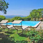 Ferienhaus Toskana TOH735 Pool