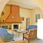 Ferienhaus Toskana TOH735 Wohnbereich