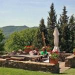Ferienhaus Toskana TOH745 - Gartenterrasse