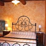 Ferienhaus Toskana TOH745 - Schlafzimmer