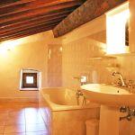 Ferienhaus Toskana TOH765 Bad mit Wanne