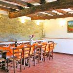 Ferienhaus Toskana TOH765 Essbereich
