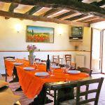 Ferienhaus Toskana TOH765 Esstisch