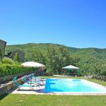 Ferienhaus Toskana TOH765 Gartenmöbel am Pool