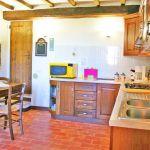 Ferienhaus Toskana TOH765 Küche mit Tisch