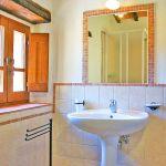 Ferienhaus Toskana TOH765 Waschtisch im Bad
