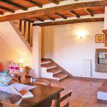Ferienhaus Toskana TOH765 Wohnebene