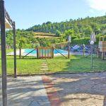 Ferienhaus Toskana TOH765 umzäunter Poolbereich