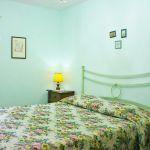 Ferienhaus Toskana TOH840 Doppelbett im Schlafraum