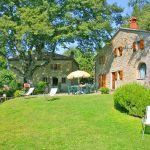 Ferienhaus Toskana TOH840 Garten