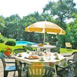 Ferienhaus Toskana TOH840 Gartenmöbel