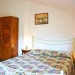 Ferienhaus Toskana TOH840 Schlafraum mit Doppelbett