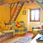 Ferienhaus Toskana TOH840 Wohnbereich