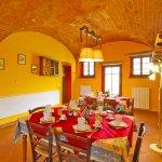 Ferienhaus Toskana TOH850 Esstische