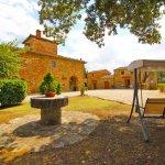 Ferienhaus Toskana TOH850 Schaukel am Haus