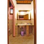 Ferienhaus Toskana TOH850 Waschtisch im Bad